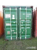 40' Shipping Container, s/n UACU5050280