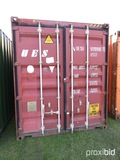 40' Shipping Container, s/n VESU5099960