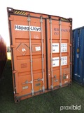 40' Shipping Container, s/n HLXU6344983