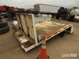 12' Flatbed off Ford F650