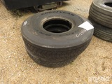 (2) Unused 10.00x15 Lowboy Tires