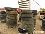 (4) Lots of Truck Tires