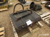 Lot containing Hyd. Tank - Muncie Hyd. Pump, PTO