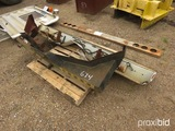 Rear Bumper for Truck Tractor