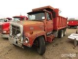 1982 Ford 9000 Dump Truck, s/n 1FDY090W7CVA51384 (Salvage - No Title - Bill