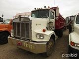 1979 Kenworth C500 Tandem-axle Dump Truck, s/n 170814K (Salvage): Broke Cra