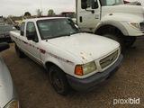 2003 Ford Ranger, s/n 1FTYR14V43PB05625 (Salvage - Hailed Damaged Title): E
