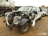 2004 Ford F350 Truck, s/n 1FTSW30P04ED03181 (Salvage): 4-door (Owned by MDO