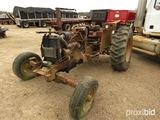 IH 584 Tractor (Salvage)