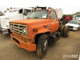 1990 GMC 6000 Cab & Chassis, s/n 1GDK6D1AXLV501759 (Salvage): S/A (Owned by