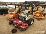 Exmark Zero-turn Mower, s/n 4012505641 (Salvage)