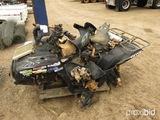 Kawasaki Brute Force 650 4-wheel ATV (Salvage - No Title - $50 Trauma Care