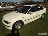2005 BMW 325i, s/n WBAET37445NJ86477: Odometer Shows 170K mi,