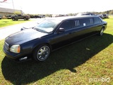 2003 Cadillac DeVille Limousine, s/n 1GEEH90Y73U550745: Northstar Eng., Aut