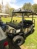 Badboy XTO Utility Vehicle, s/n 8003013 (No Title - $50 Trauma Care Fee App