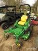 John Deere Z820 Zero-turn Mower, s/n AK010742: Meter Shows 494 hrs