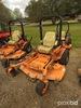 Scag Turf Tiger Zero-turn Mower, s/n D7500371: Model STT61V-27CH