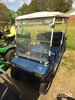 2001 Club Car Villager 6 Cart, s/n AA018-993271 (No Title): 48-volt, 6-seat