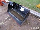 Cat 52' Excavator Bucket, s/n SCMHDC000252: fits Cat 308