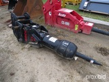 Esco ES45 Hydraulic Hammer, s/n 4503935 w/ New Bit & Pins
