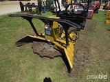 AFE Tree Cutter Attachment, s/n 1017SF130A for Skid Steer
