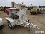 Voeller Portable Concrete Pump: Hatz 2-cyl. Diesel Eng., Hyd. Driven