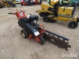Ditchwitch 1330 Walk-behind Trencher, s/n 000177