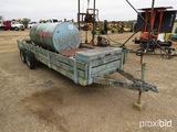 Shopbuilt Well Drilling Derrick w/ Drill Stem: Non-potable Holding Tank, Tr