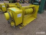 Yale 5-ton Electric Hoist, s/n 03H06K408: 460V, 3-phase, Model EEW5X114FM25