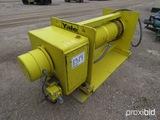 Yale 5-ton Electric Hoist, s/n 03H06K407: 460V, 3-phase, Model EEW5X114FM25