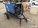2006 Miller PRO300 Portable Welder, s/n LG023873: Cat Diesel, Meter Shows 5