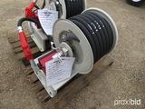 120V Diesel Pump w/ Hose and Reel