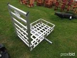 Aluminum Cart Platform for Receiver Hitch
