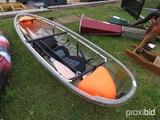 See-thru Kayak
