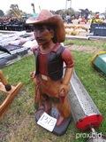 Wood Cowboy