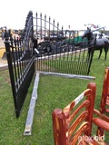 16' Horsehead Gates w/ Posts