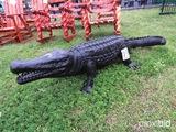 Metal Alligator