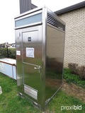 Unused 2018 Austin ST1113 Portable Bathroom, s/n 1801178: Toilet, Sink
