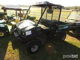 Kawasaki 4000 Mule Utility Vehicle, s/n JK1AFCP14BB501851 (No Title - $50 T