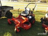 Kubota Z726XK Zero-turn Mower, s/n 12829: 60