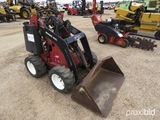 Dingo 222 Compact Utility Loader, s/n 890500: Gas Eng.. w/ Bkt.