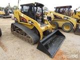 2006 Cat 267B Skid Steer, s/n CYC00981: GP Bkt.