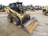 2007 Cat 246B Skid Steer, s/n PAT04995: Meter Shows 2858 hrs (Owned by Alab