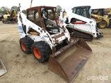 Bobcat 773 Skid Steer, s/n 519012470: Meter Shows 2415 hrs