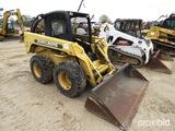 2002 John Deere 260 Skid Steer, s/n A460523: GP Bkt.
