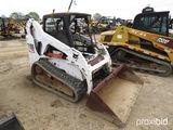 2006 Bobcat T190 Skid Steer, s/n 531611938: GP Bkt.