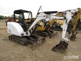 2002 Bobcat 331 Mini Excavator, s/n 232512710