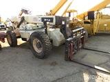 Ingersoll Rand VR843C Telescopic Forklift, s/n 180029: 8000 lb. Cap.
