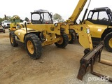 2006 Cat TH360B Telescopic Forklift, s/n SLE04762: Meter Shows 4886 hrs