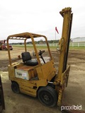 Yale FG15P Forklift, s/n G9Z045: Gas